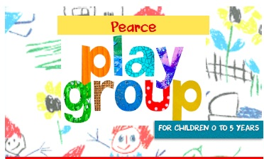 Playgroup for children 0-5 years of age