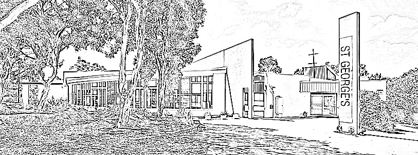 St George's Anglican Church, Sketch 2009