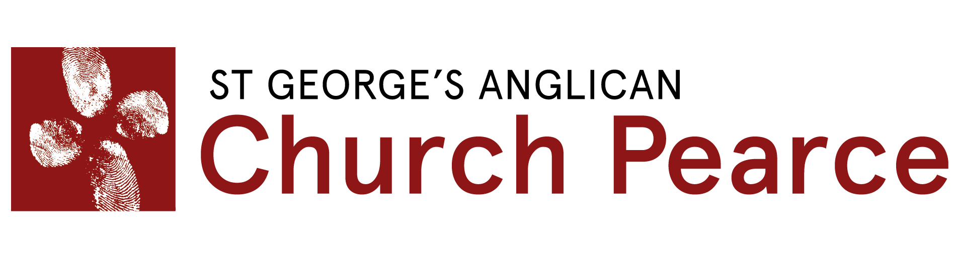 St Georges Anglican Church, Pearce Logo