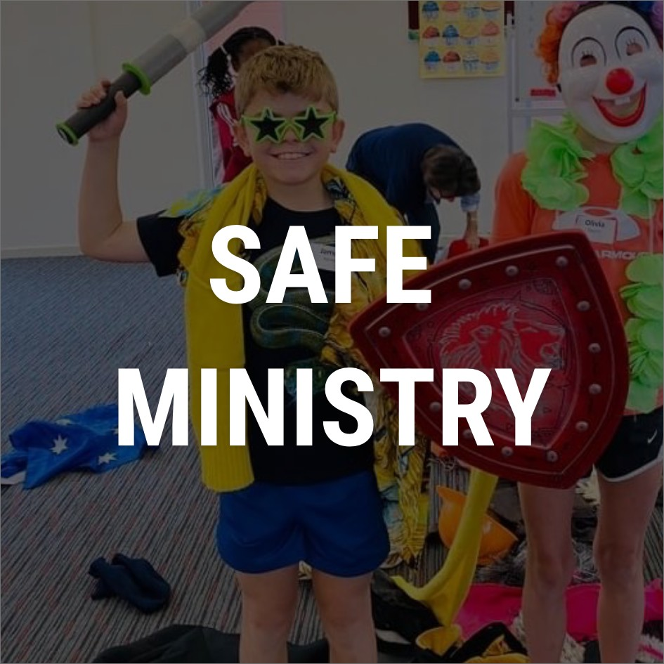 Safe Ministry Icon